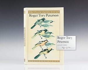 A Field Guide Art of Eastern Birds.: Peterson, Roger Tory