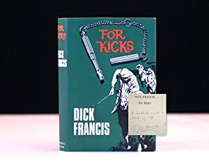 Dick Francis Complete Set. Dead Cert, Nerve, For Kicks, Odds Against, Flying Finish, Blood Sport, ...