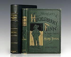 Adventures of Huckleberry Finn.: Twain, Mark) Clemens,