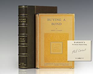 Buying A Bond.: Carret, Philip L