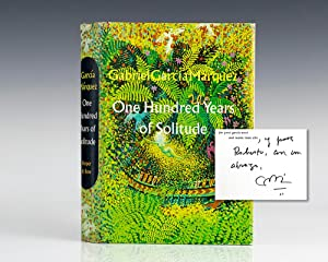 One Hundred Years of Solitude.: Garcia Marquez, Gabriel