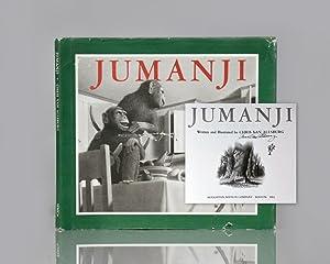 Jumanji.: Van Allsburg, Chris