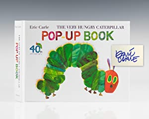The Very Hungry Caterpillar Pop-Up Book: 40th Anniversary Edition.