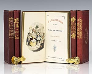 The Christmas Books: A Christmas Carol; The: Charles Dickens