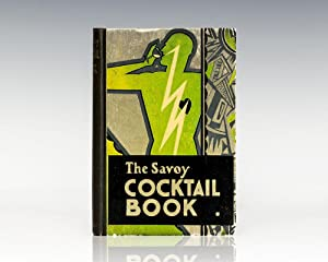 The Savoy Cocktail Book.: Craddock, Harry