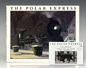 The Polar Express.: Van Allsburg, Chris