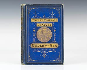 Twenty Thousand Leagues Under the Sea.: Verne, Jules