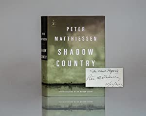 Shadow Country.: Matthiessen, Peter