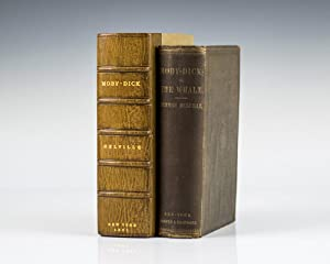 Moby Dick; Or, The Whale.: Melville, Herman