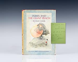 James and the Giant Peach.: Dahl, Roald; Illustrated