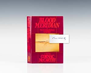 Blood Meridian, or The Evening Redness in: McCarthy, Cormac