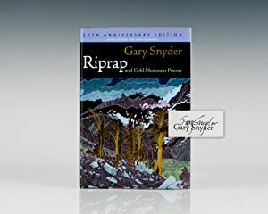 Riprap and Cold Mountain Poems.: Snyder, Gary