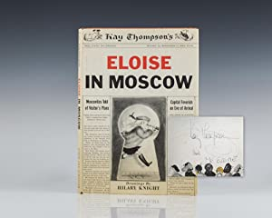 Eloise In Moscow.: Thompson, Eloise; Illustrated