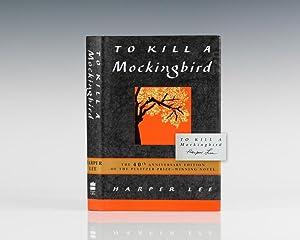To Kill A Mockingbird.: Lee, Harper