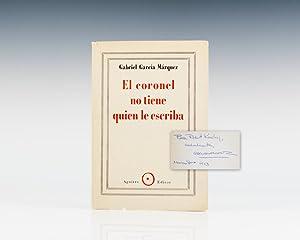 El coronel no tiene quien le escriba: Garcia Marquez, Gabriel