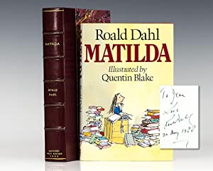 Matilda.: Dahl, Roald; Illustrated