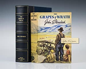 The Grapes of Wrath.: Steinbeck, John