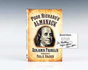 essay on poor richards almanack by benjamin franklin Sayings of poor richard 5 benjamin franklin 7 poor richard's almanack was franklin's biggest publishing success, and it continued to appear for over twenty-five.