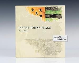 Jasper Johns Flags: 1955-1994.: Johns, Jasper