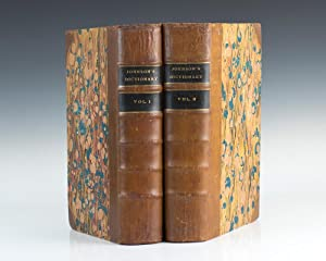A Dictionary of the English Language: In: Johnson, Samuel