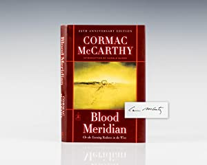 Blood Meridian.