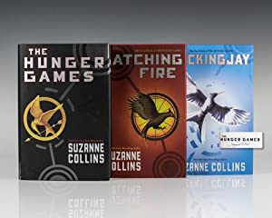 The Hunger Games, Catching Fire and Mockingjay.: Collins, Suzanne