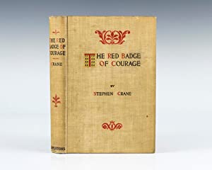 The Red Badge of Courage.: Crane, Stephen