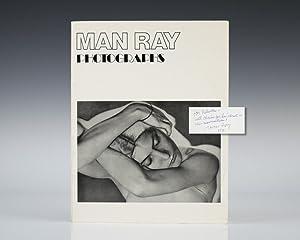 Man Ray: Photographs.: Man Ray