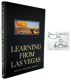 Learning from Las Vegas.: Venturi, Robert; Brown,