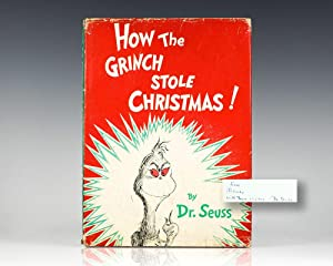 How the Grinch Stole Christmas!: Seuss, Dr. [Theodor