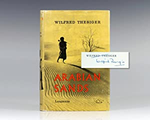 Arabian Sands.: Thesiger, Wilfred