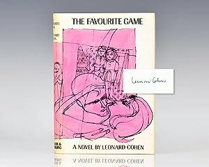 The Favourite Game.: Cohen, Leonard