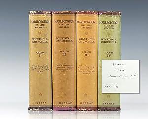 Marlborough His Life and Times.: Churchill, Winston S