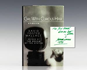 Girl With Curious Hair.: Wallace, David Foster