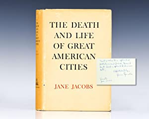 Death and Life of Great American Cities by Jane Jacobs, First ...