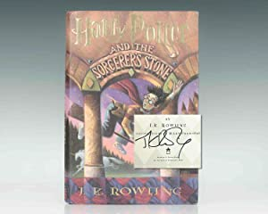 Harry Potter and the Sorcerer's Stone.: Rowling, J.K.; Illustrated