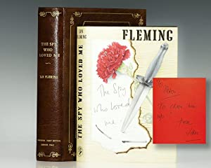 The Spy Who Loved Me.: Fleming, Ian