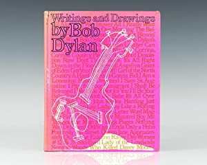 Writings and Drawings By Bob Dylan.: Dylan, Bob