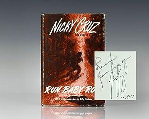 Run Baby Run.: Cruz, Nicky; David