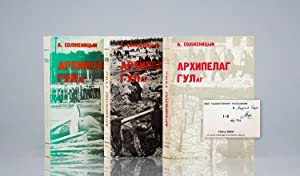 The Gulag Archipelago: Volumes 1, 2 and 3.
