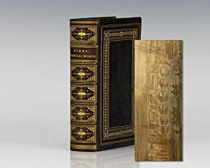 The Poetical Works of Robert Burns: With Fore-Edge Painting of New Bridge and Broomielaw, Glasgow.