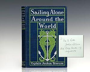 Sailing Alone Around the World.: Slocum, Captain Joshua