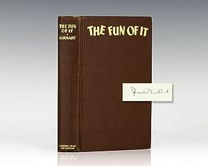 The Fun of It.: Earhart, Amelia