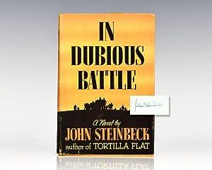 In Dubious Battle.: Steinbeck, John