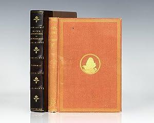 Alice's Adventures In Wonderland.: Dodgson, Charles Lutwidge];