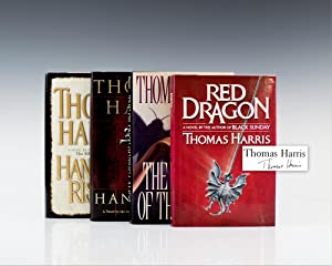 Red Dragon, The Silence of the Lambs,: Harris, Thomas