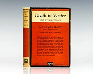 Death in Venice and Other Stories.: Mann, Thomas