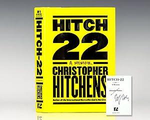 Hitch 22: A Memoir.: Hitchens, Christopher