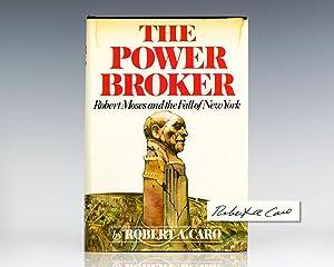 The Power Broker.: Caro, Robert A