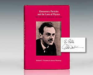 Elementary Particles and the Laws of Physics: The 1986 Dirac Memorial Lectures.